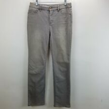 Chico's So Lifting Jeans Women's Size 00 Short = XS 2P Gray Slim Leg Stretch