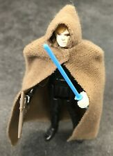 Vintage Star Wars Figure - Luke Skywalker - Jedi Knight - 1983 (Blue) - Complete