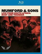 MUMFORD & SONS - LIVE IN SOUTH AFRICA: DUST AND THUNDER   BLU-RAY NEU