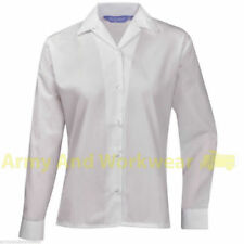 Camisa de mujer de manga larga LA