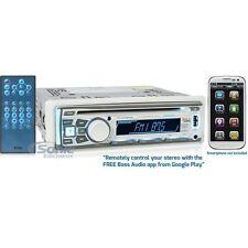Boss MR762BRGB In-Dash CD/AM/FM Marine Boat Bluetooth Stereo Receiver