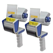 Tape King TX100 Packing Dispenser Gun 2 Pack Plus Free Rolls of Packaging