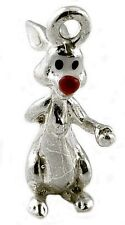 VINTAGE SILVER RABBIT FROM POOH BEAR CHARM