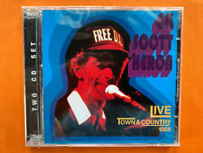 Gil Scott Heron - Live Town & Country 1988 ... CD (new & sealed)