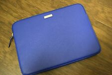 "kate spade new york Saffiano Empire Sleeve for 13"" Apple MacBook Emperor Blue"