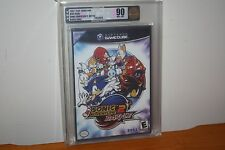 Sonic Adventure 2: Battle (Gamecube) NEW SEALED BLACK LABEL, MINT GOLD VGA 90!