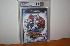 Sonic Adventure 2: Battle (Gamecube) NEW SEALED BLACK LABEL, MINT GOLD VGA 90!