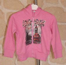 Veste rose neuve taille 3 ans marque NUCLEO étiquetée à 22,99€ (b)