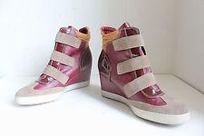 Tamaris Trendy Keilabsatz Stiefeletten Boots Echtleder Mehrfarbig Eu:40,5-41