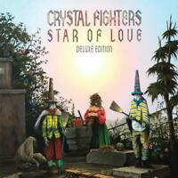 CRYSTAL FIGHTERS Star of Love Deluxe Edition 17-track CD album NEW/SEALED