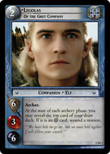 LOTR: Legolas, Of the Grey Company (F) [Moderately Played] Bloodlines Lord of th