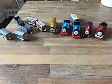 Lot Thomas & Friends Trackmaster Motorized Train Lady LMS Diesel Tomy 2000 NICE!