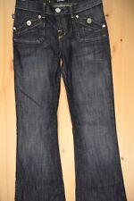 Rock & Republic Women's Jeans 27 Scorpion Flare Dark Wash