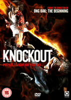 Knockout DVD (2011) Speedy Arnold, Rittikrai (DIR) cert 15 ***NEW*** Great Value