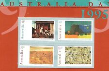 AUSTRALIA 1995-AUSTRALIA DAY  POST OFFICE PACK MUH