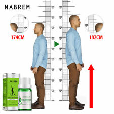 10ml MABREM Height Grow Bone Natural Body Care Heighten Increasing Essential Oil