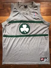 Paul Pierce Men's XL Nike Swingman Boston Celtics Throwback Shamrock NBA Jersey