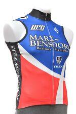 Panache Memphis Cycling Wind Vest Men XS Trek Mountain Road Gravel MTB CX