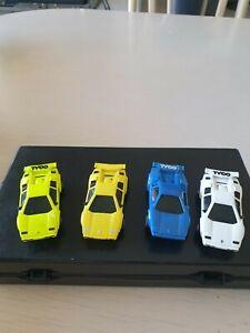 Tyco Afx Tomy Lamborghini X 4