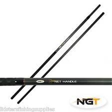 NGT Landing Net Handle Full Carbon 2pc 2 Section 6ft Dynamic Carp Coarse Pole