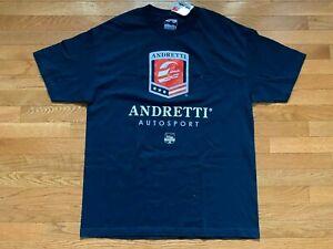 James Hinchcliffe 2014 Andretti Autosport IndyCar Racing T-Shirt Hinchtown Sz XL