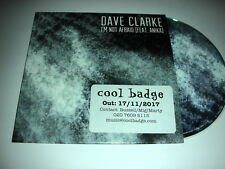 Dave Clarke - I'm Not Afraid (feat Anika) - 2 Track