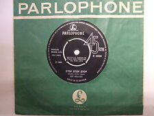 R 5508 The Hollies - Stop Stop Stop / It's You - 1966