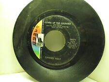 45RPM Liberty 56077 CANNED HEAT Going Up The Country 504