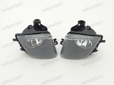 1Pair Front Fog Lights Lamps Left + Right For BMW 7-Series F01 F02 2009-2012