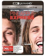 Pineapple Express 4K (Blu-ray, 2016, 2-Disc Set)