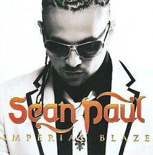 Imperial Blaze by Sean Paul (CD, Aug-2009, VP/Atlantic)