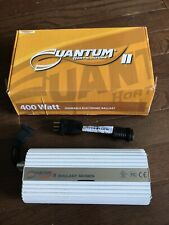 Quantum II Horticulture 400W Dimmable Electronic Ballast Model HPS/MH-400W