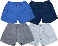 """Chubbies Mens 5"""" Cotton Solid Summer Shorts Navy/Grey/Blue New"""
