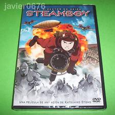 STEAMBOY DVD NUEVO Y PRECINTADO KATSUHIRO OTOMO