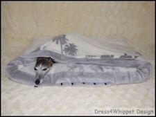 Kuschelhöhle für Windhund & Co. - Feinste Microfaser -°Das Original° (Leuchtet)