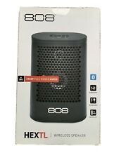New 808 Audio HEX TL Portable Bluetooth Speaker - LOWEST PRICE