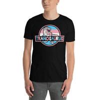 Pride Transgender Tyrannosaurus Tranosaurus Proud LGBT Transgender Shirt