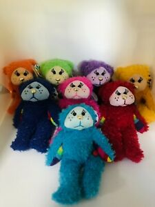 Beanie Kids Gold Nose - Rainbow Bears Full Collection