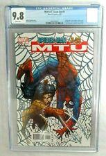 Marvel Team-Up #5 (2005) X-23 & Spider-Man Marvel Comics CGC 9.8 D033