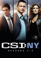 Csi New York Saisons 1 Pour 3 DVD Neuf DVD (MP1277D)
