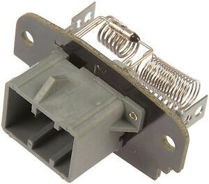 HVAC Blower Motor Resistor (Dorman #973-010)