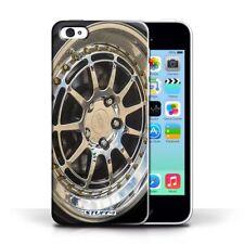 Étuis, housses et coques métalliques métalliques iPhone 5c pour téléphone mobile et assistant personnel (PDA)
