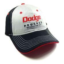 DODGE Powered since 1914 Licensed Casquette One Size Snapback Gris/Noir