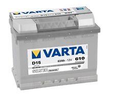 027 Varta D15 battery 563 400 061 5 yr warranty