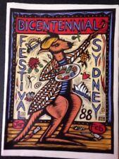 SYDNEY BI-CENTENNIAL FESTIVAL PROGRAM, FEBRUARY 1988 Aust History Magazine