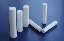 Barra Tonda diametro 25mm in Teflon PTFE lunga a vostra richiesta Tornio/cnc