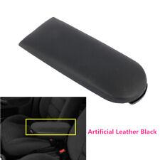Fit For VW Golf IV Bora Passat B5 Beetle Octavia Black Center Armrest Cover Lid