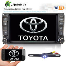 Android Car no DVD Player GPS Radio Stereo for Toyota RAV4 Corolla Hilux Camry