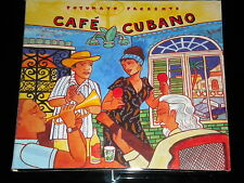 PUTUMAYO PRESENTS CAFE CUBANO CD Album - CARIBBEAN CUBAN MUSIC - 2008 10 Tracks
