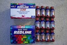 VPX REDLINE 24 PACK MAX 300 SOUR HEADS POWER RUSH EXP 12/17 FREE SHIPPING